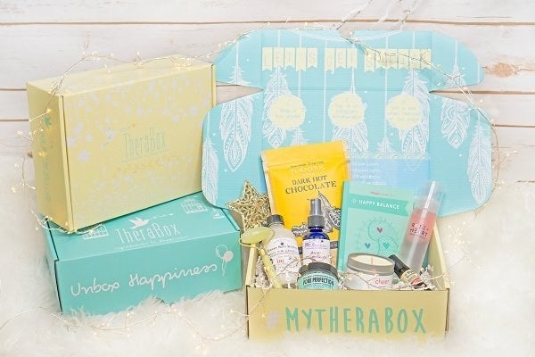 What they'll get: One happiness activity (because YAY FOR SMILES!), and five to seven wellness goodies such as aromatherapy products, bath/body/skincare items, and other lifestyle goods curated by therapists and designed to reduce stress and increase happiness. Each box is worth over $100 in retail value.Get it from Cratejoy for $30.99/month.
