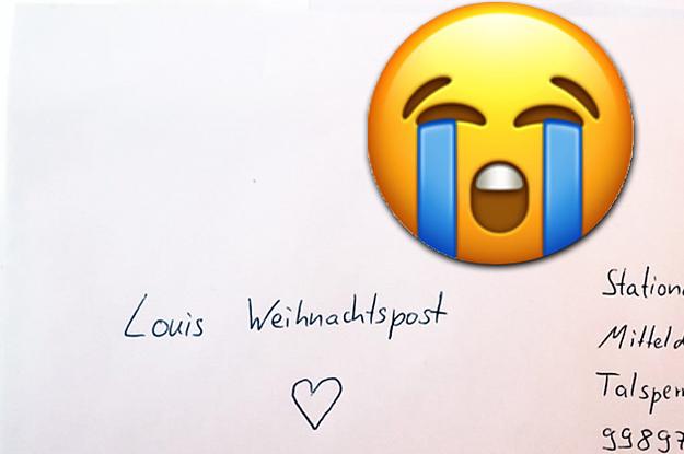 Der 9-jährige Louis wird sterben und wünscht sich Weihnachtspost – und das Internet stellt dein Vertrauen in die Menschheit wieder her