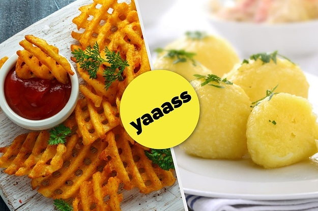 The Absolute Definite Ranking Of The 19 Best Potato Side Dishes