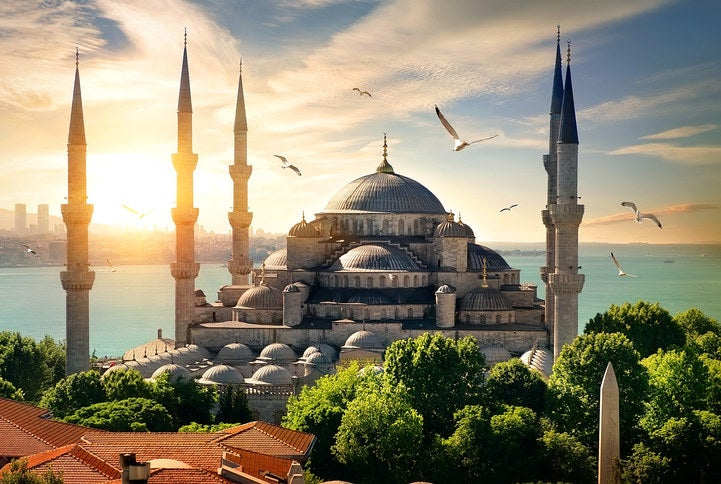 This 2,500-year-old city is rich with history, filled with spices and markets, and a true gem of the world. Make sure you take a boat trip across the Bosphorus strait — it connects the Black Sea with the Mediterranean, and also splits Istanbul between two continents, Europe and Asia.Here are 42 Ways Istanbul Is So Beautiful It Actually Hurts