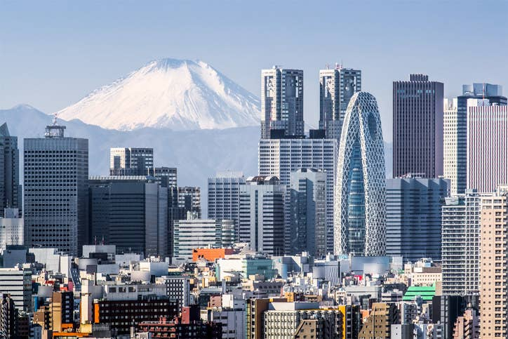 Tokyo is bustling, the energy is vibrant, and the food is amazing. You really can't go wrong with visiting Japan! You can get strong city vibes and chaos, or go to the park and relax. And the sushi? That's reason enough to visit.Here's 16 Things You Must Do When Going To Toyko, Japan