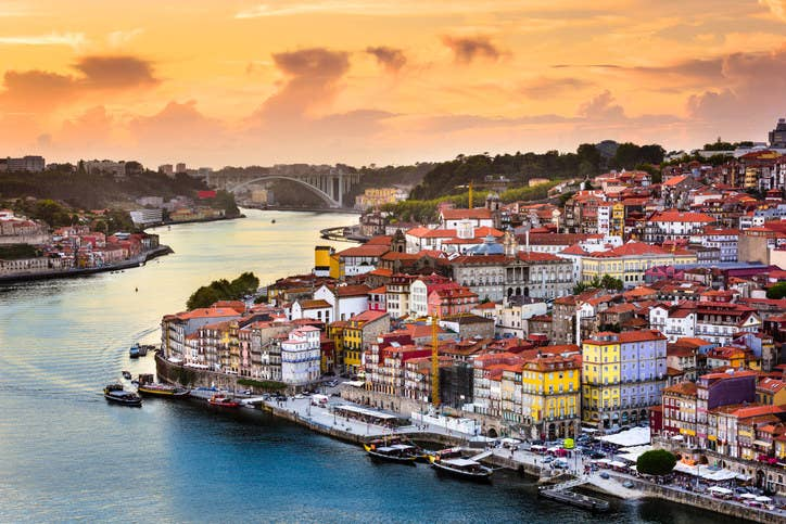 Porto has beautiful sunsets, cool designs, and SO MUCH WINE. Seriously, if you love wine, Porto is the place for you. Make sure you visit Lello Bookstore and the Art Deco Cafe Majestic, as these are two places where J.K. Rowling wrote part of the Harry Potter books!Here are 34 Reasons Why You Must Visit Portugal