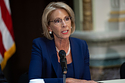 Betsy DeVos's Commission Says A Way To Prevent School Shootings Is To Drop Disciplinary Protections For Minority Students