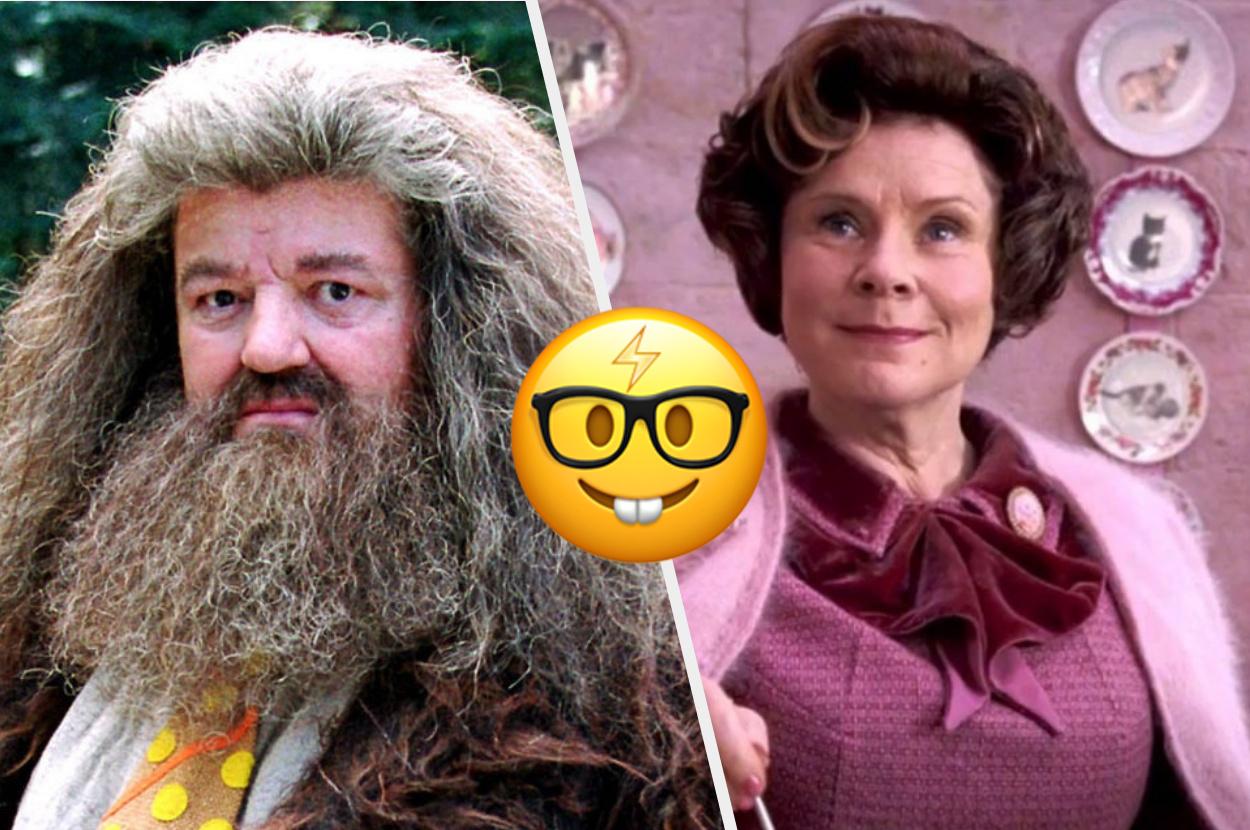 Nur Hardcore Harry Potter Fans Kennen Den Vollen Namen Dieser Charaktere