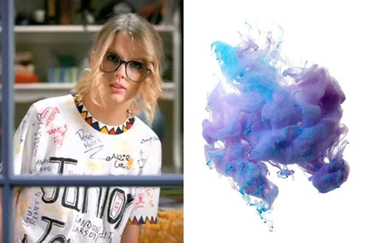 Can We Guess Your Favorite Color By The 8 Taylor Swift Songs You Choose