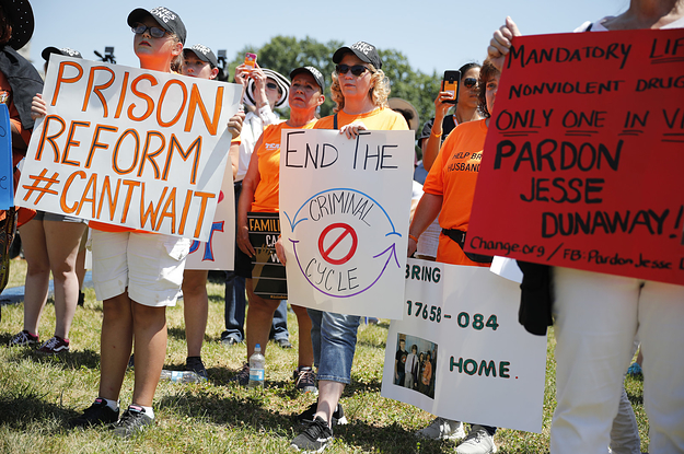 The Senate Finally Passed A Bill To Give Nonviolent Offenders The Chance To Get Out Of Prison Early