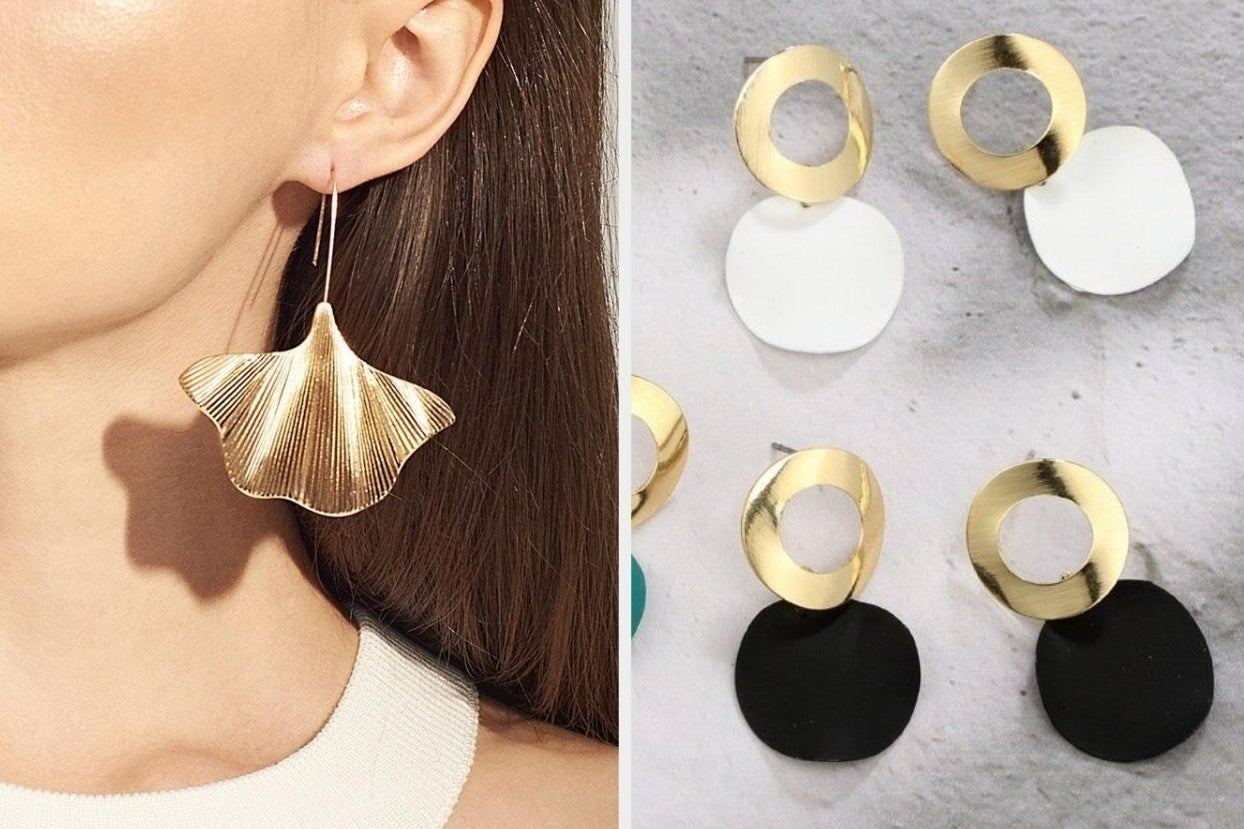 21 Statement Earrings You Can Get For Under Five Bucks