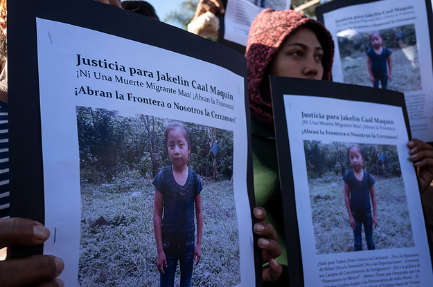 Another Migrant Girl Nearly Died After She Was Detained In New Mexico By The Border Patrol