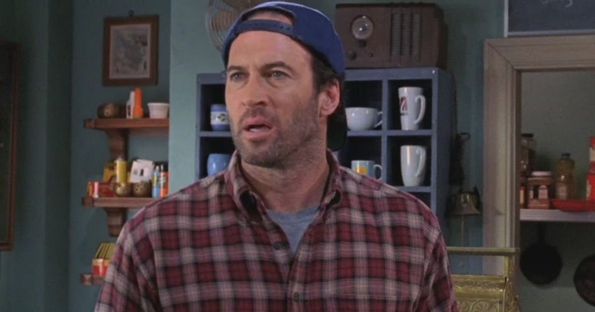 "Luke Danes from  Gilmore Girls  -  ""He was always rude to Lorelei and her boyfriends because he was jealous even though he never had the courage to ask her out. Then, when he did get together with Lorelai, he was awful to her.""  — emmam41"