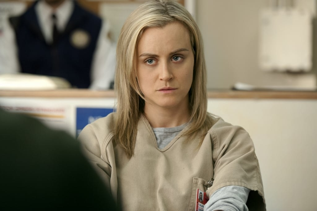 "Piper Chapman from  Orange Is the New Black  -  ""I'm sorry, but her character should've been killed off instead of Poussey Washington. Piper is whiny, privileged, and just straight-up annoying AF.""  — tracy110302"