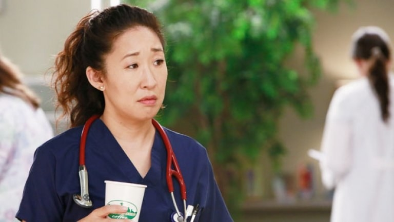 "Cristina Yang from  Grey's Anatomy  -  ""I get that people loved seeing a woman kicking butt in her field, but she was so overwhelmingly selfish and genuinely awful that I couldn't even enjoy how talented she was. If she didn't see how someone could help her get ahead professionally, she treated them like garbage. Unless they were a close friend, she was dismissive of others' talents and hardships and incredibly rude to just about everyone.""  — yeahthatsoundsaboutright"