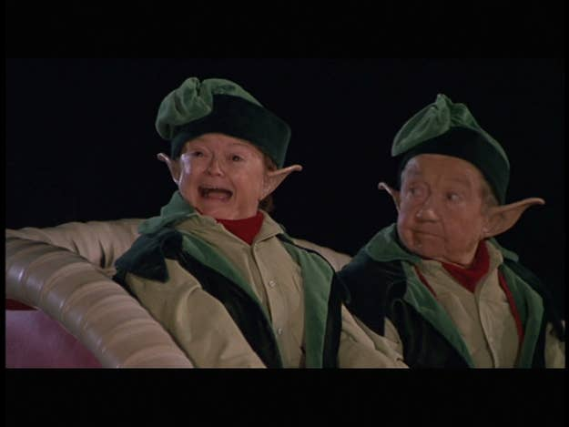 Ernest Saves Christmas Elf.Quiz Name The Christmas Movie By The Elf In It