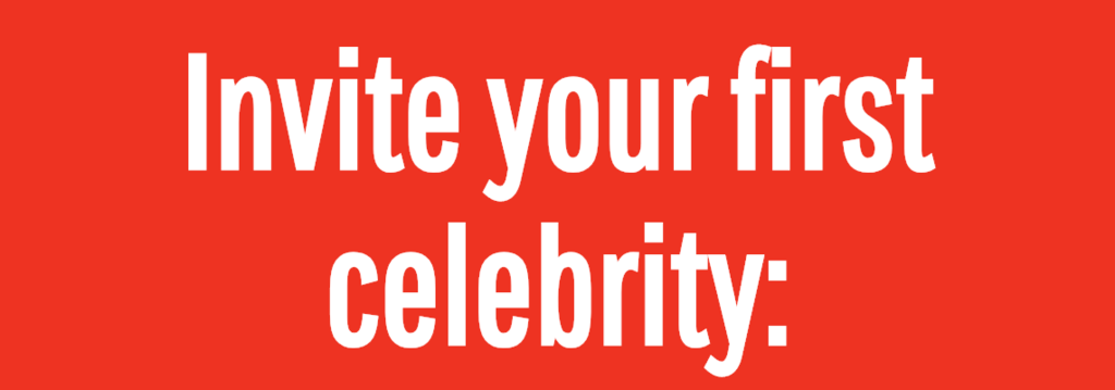Host A Celebrity Christmas Dinner Party And We'll Reveal If You're Naughty Or Nice