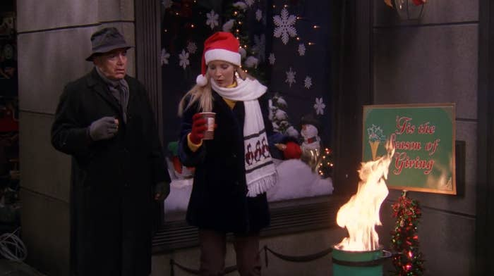 A List Of All The Friends Holiday Episodes