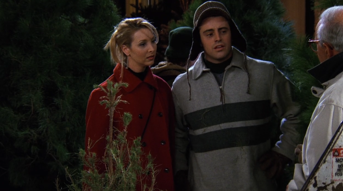A List Of All The Quot Friends Quot Holiday Episodes