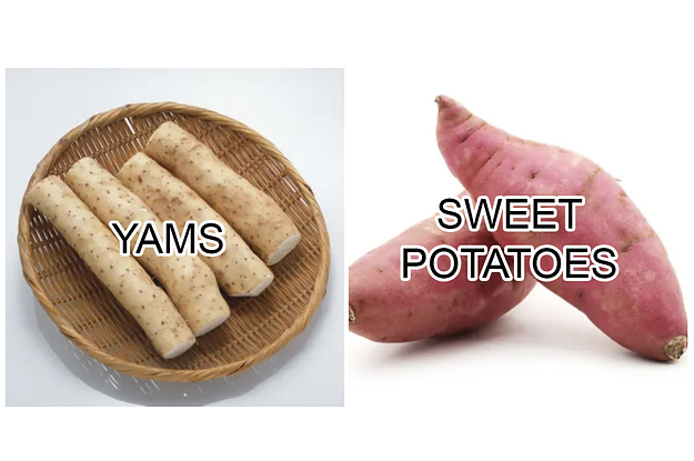 15 Pairs Of Foods You've Been Confusing For Each Other For Years