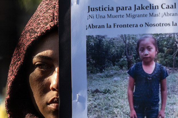 The 7-Year-Old Guatemalan Who Died In US Custody Was Given No Water For Hours, Lawyers Say