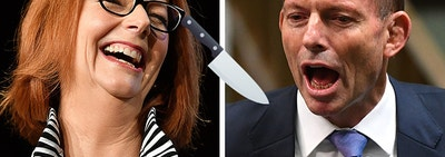 Which Knifed Australian Prime Minister Are You?