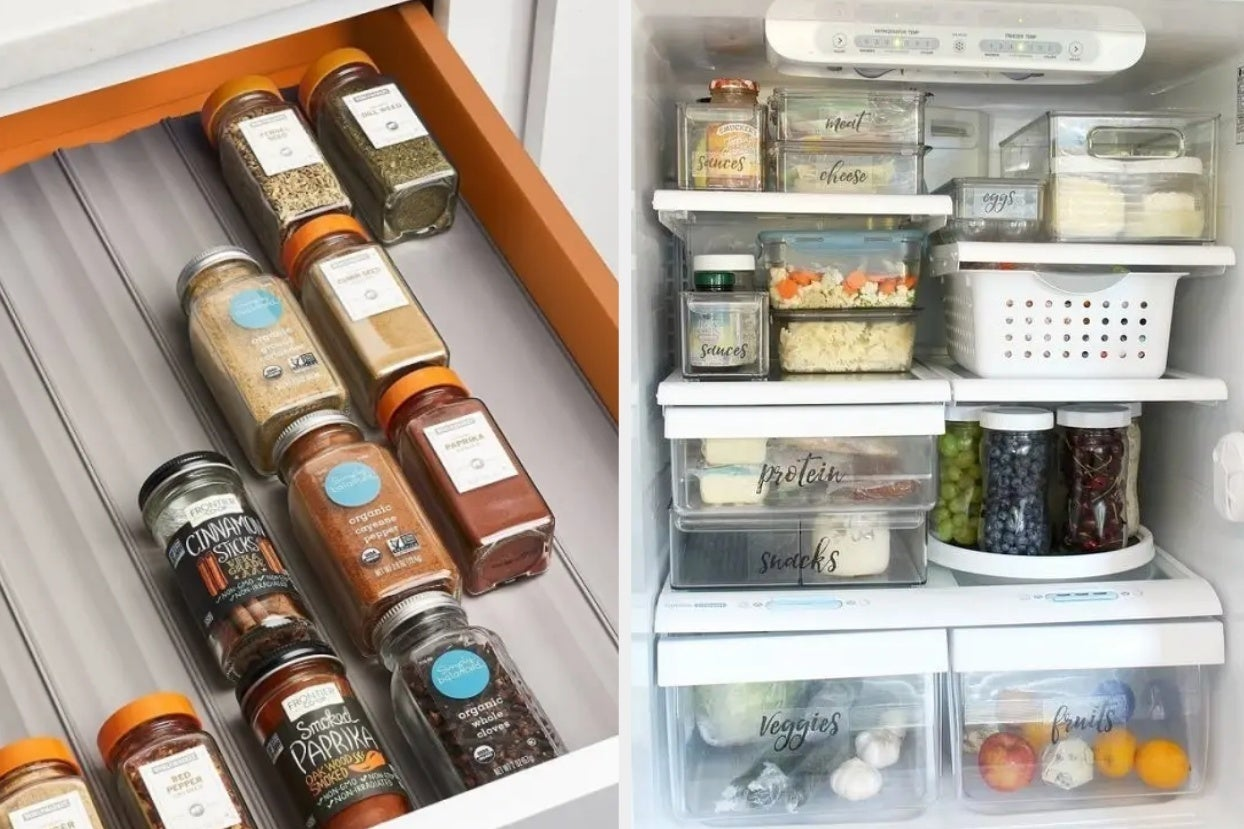 20 Ways To Make The Most Out Of Your Kitchen Storage