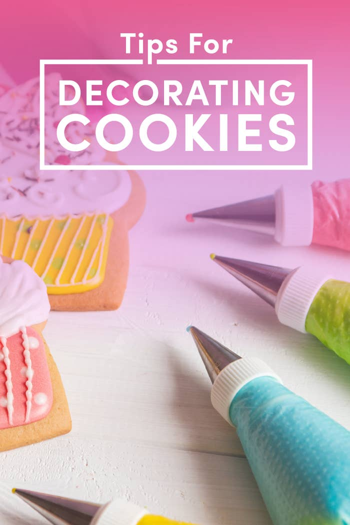 14 Helpful Tips For Decorating Cookies