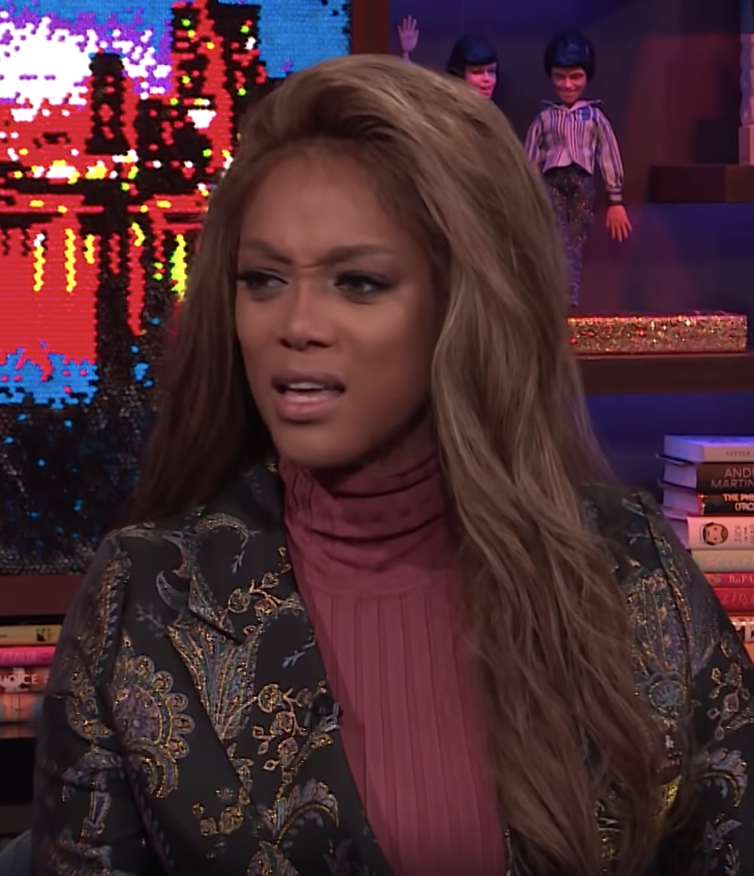Tyra Banks Responded To Winnie Harlow Shading Her