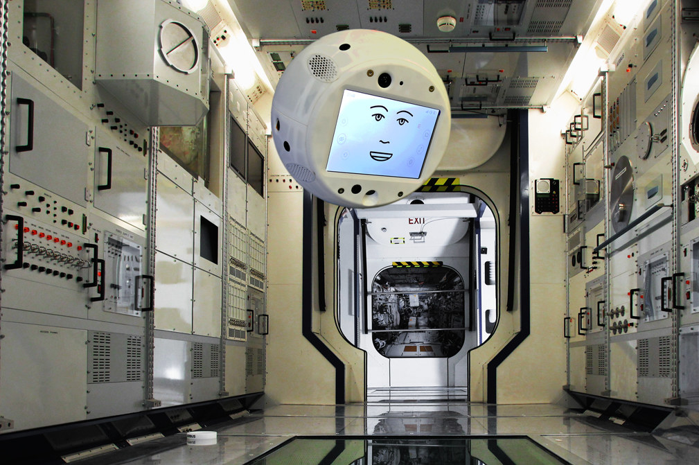 There Is An AI Robot On The International Space Station And It Just Threw A Tantrum In Its First Online Video