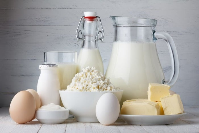 A common saying that dairy products have bad impact on health. That is no true. This is an unjustified statement. Zero carbs are not a solution to health issues. For strengthens the bones and teeth dairy products are essential. So consuming dairy products are important and good for health. Sharing a fact with you that chewing the cheese increases the saliva production that removes all the dirt and rubbish from the teeth and build up acidic residue which is very important. Consume the dairy products which are high in phosphate and calcium and they remain alive tooth enamel. Cheese is the example.