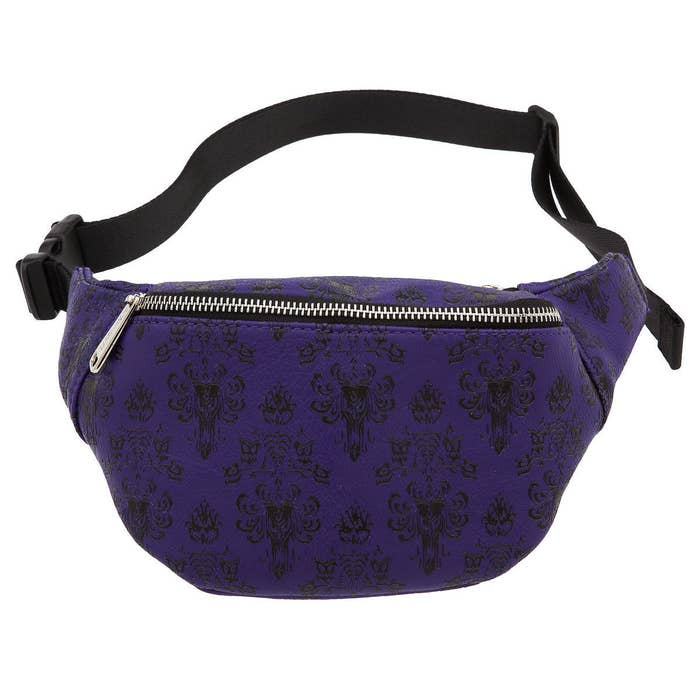 A Haunted Mansion fanny pack you ll need to hide from the Hitchhiking  Ghosts because they ll want one too. c8500f26a6dc5