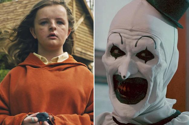 21 Películas de terror tan de miedo que la gente no las acaba
