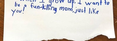 A Ranking Of The Notes Jennifer Garner's Kids Wrote In 2018