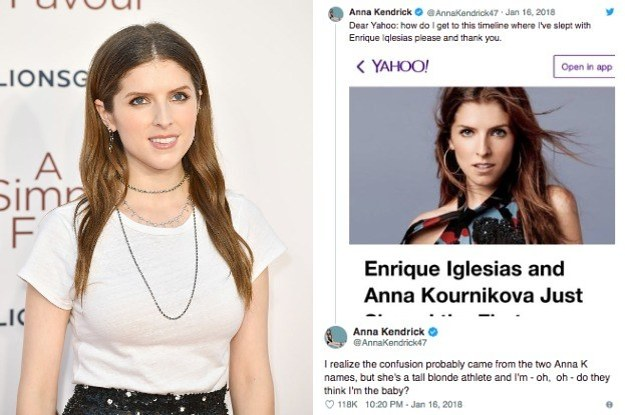 17 Times Anna Kendrick Was Extremely Funny On Twitter In 2018