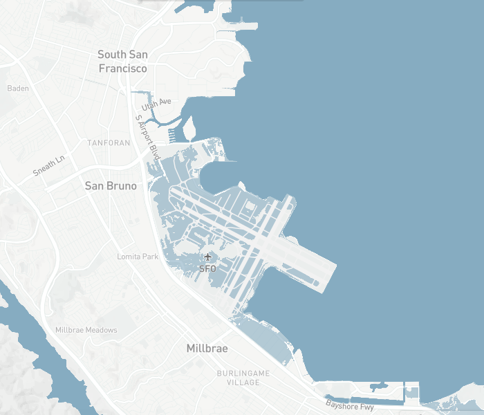 San Francisco Light Industrial Zoning: Is Your Airport At Risk Of Flooding From Rising Seas?