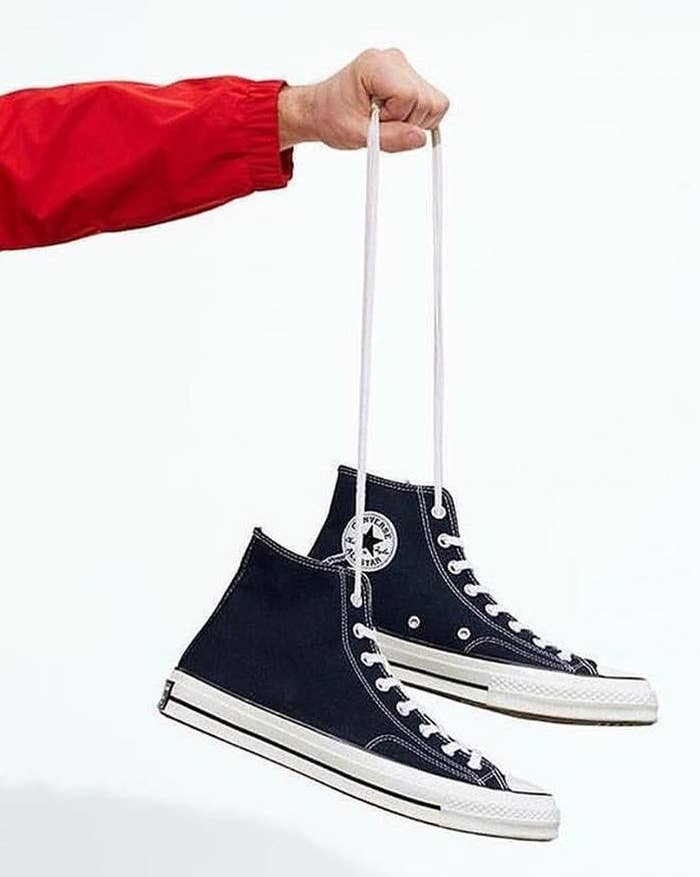 e7334eebd083 17. Classic Converse high-top sneakers guaranteed to never
