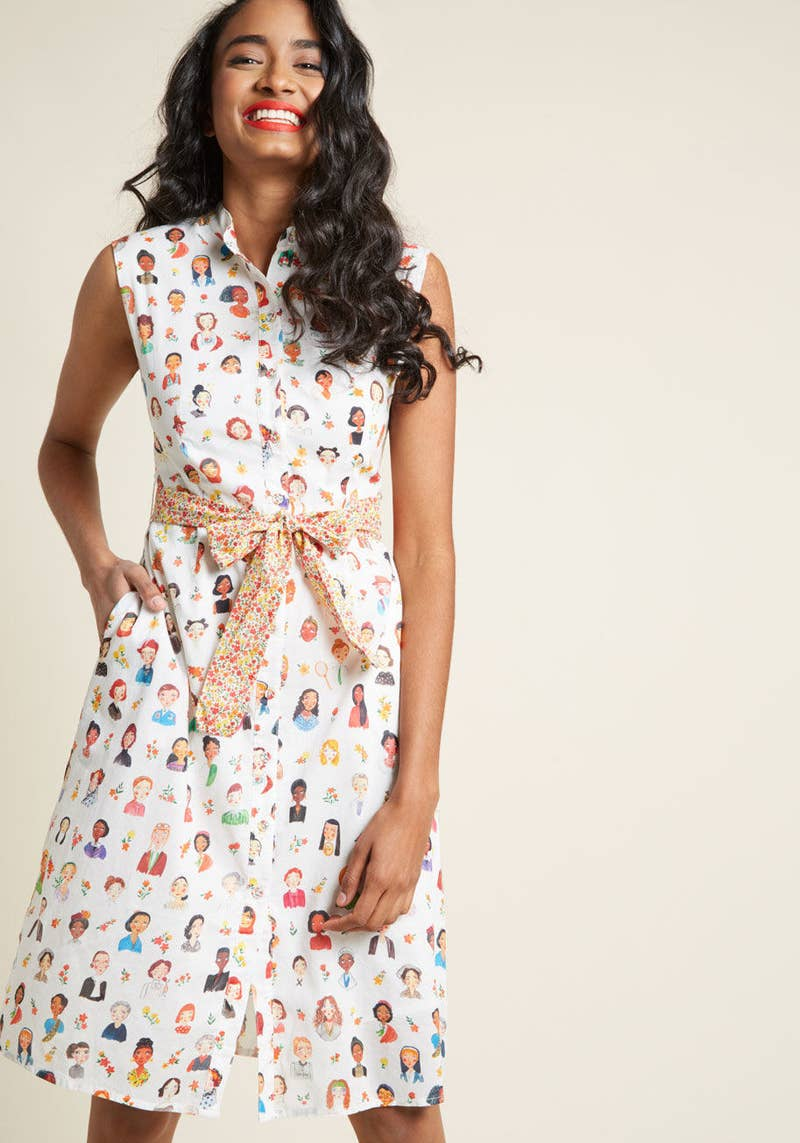 Get it from ModCloth for $99 (available in sizes XS–XL).