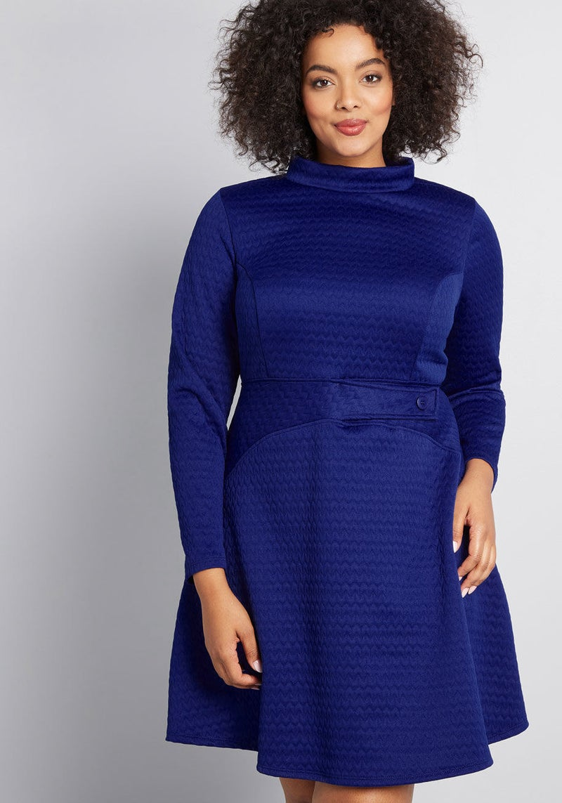 Get it from ModCloth for $79 (available in two colors sizes XXS–4X).