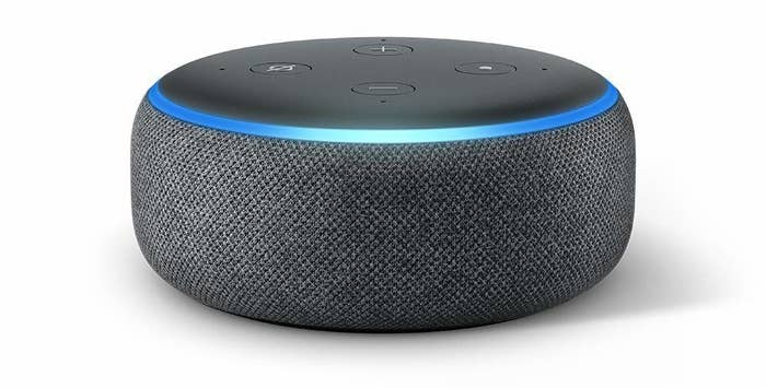 Get this Echo Dot here.
