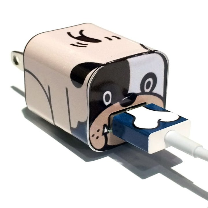 charger that looks like dog