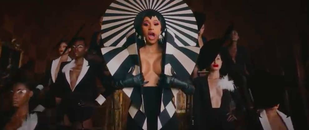 Cardi B S Money Music Video Is Here And It S Amazing