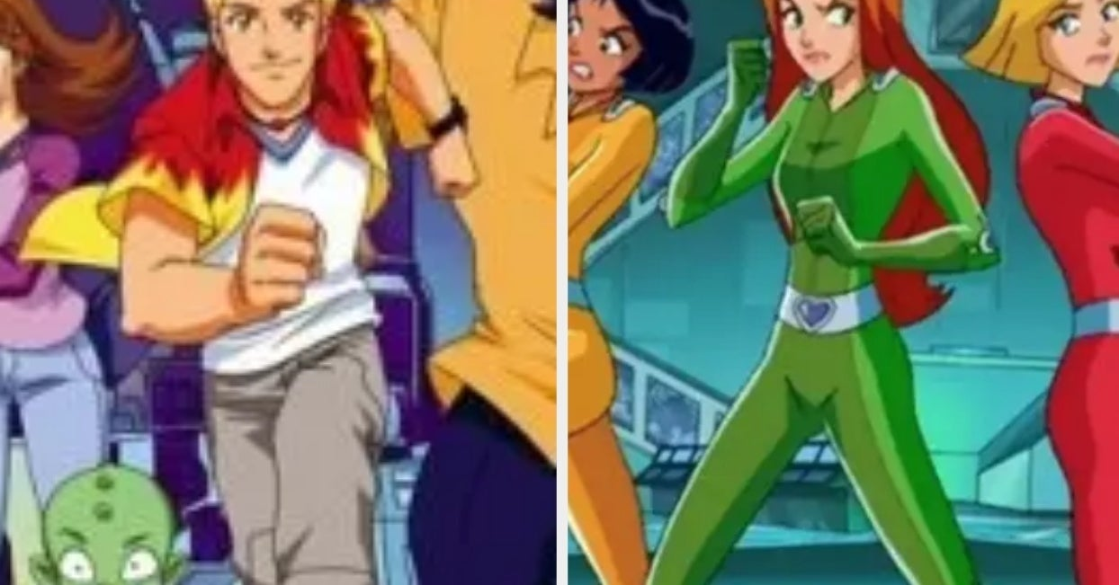 29 Forgotten Cartoons From The Early 00s We Don T Talk About Enough