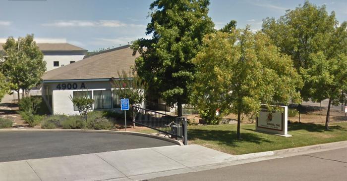 Guiding Hands School in El Dorado Hills.