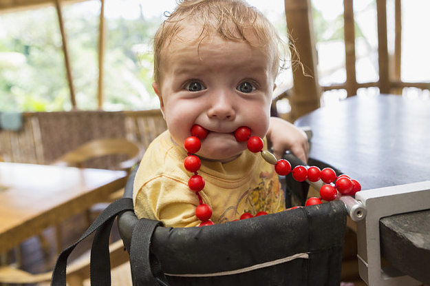 After A Toddler's Death, FDA Warns Against The Use Of Teething Necklaces And Bracelets