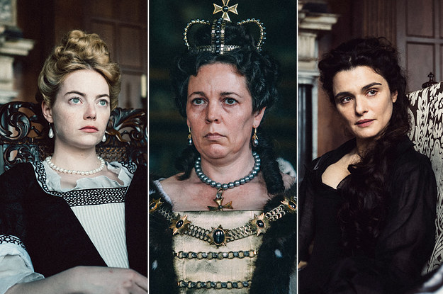 "The Favourite"" Is Not Your Average Period Drama"