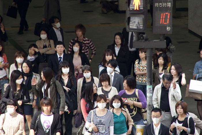 今年もインフルエンザの季節がやってきました