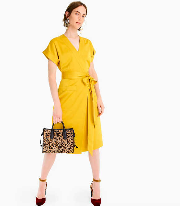 Get it from J.Crew for $138 (available in two colors and sizes XXS–3X).