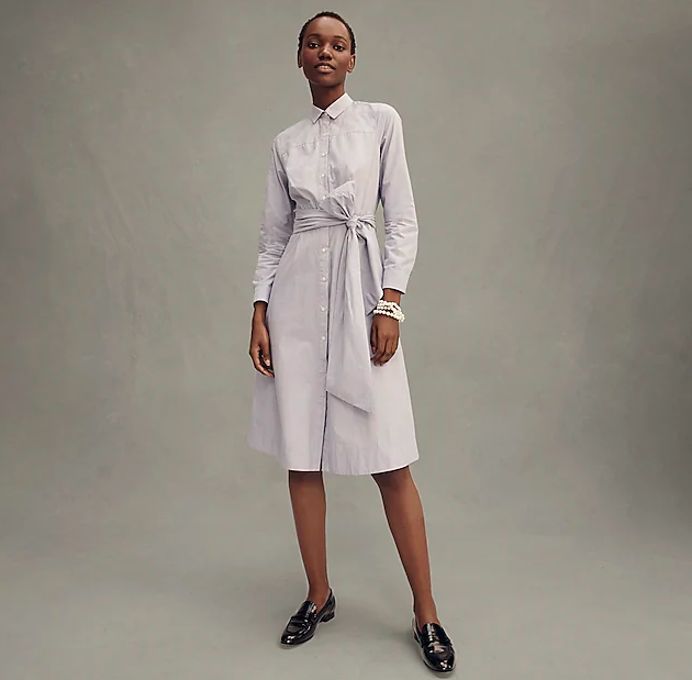 Get it from J.Crew for $98 (available in sizes 00–22).
