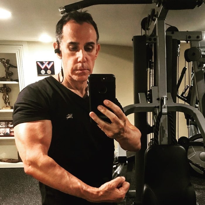 """Athlete StatisticsFull Name: Armand PeriWeight225 - 235lbs (102.05 - 106.5kg)Waist30Height5'10"""" (177.5cm)Year of Birth1965NationalityAmericanProfessionEntrepreneur, Bodybuilder, Fitness Model, Artist, InvestorEra2018AccomplishmentsFirst Place Junior Bodybuilding New Jersey State ChampionshipsFirst Place Mr. New JerseyFirst Place NPC Suburban Overall Winner3rd. Place NPC Jr. Nationals4th. Place NPC Jr. USA Championships6th. Place NPC USA ChampionshipsBiographyRaised in Portugal until the age of 12, Armand Peri was always interested in Bodybuilding, Art and fitness. He enjoyed playing Basketball and soccer for the majority of his youth and working out in the gym."""