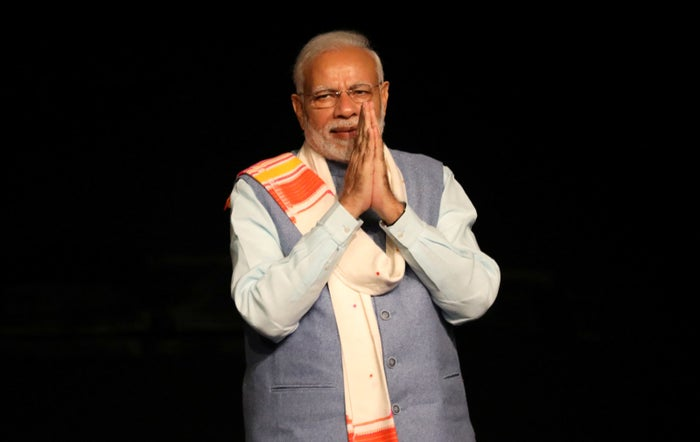 Indian Prime Minister Narendra Modi at a November event in Buenos Aires, Argentina.