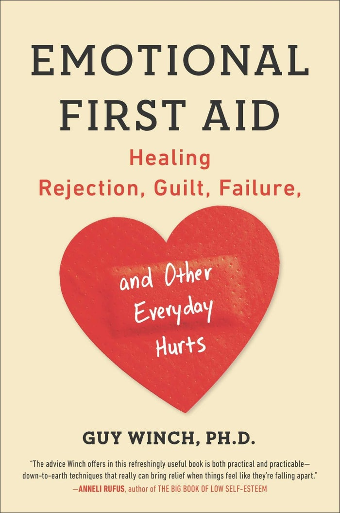 This book is really practical and straightforward and really readable, even though it deals with topics that can bring up a lot of shame and ~feelings~. Our team has a copy that we've been passing around to each other, and I have many photos of my favorite passages from it saved to my phone. Get it from Amazon for $12.99+, Barnes & Noble for $16.81, or your favorite local bookstore through IndieBound.