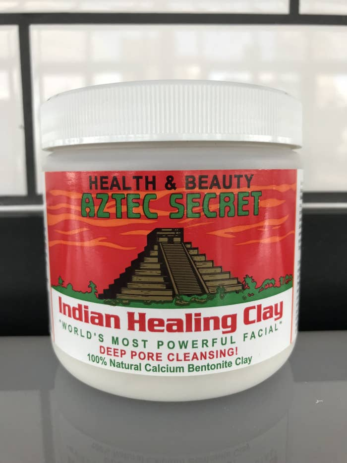 How To Use The Aztec Healing Clay Mask