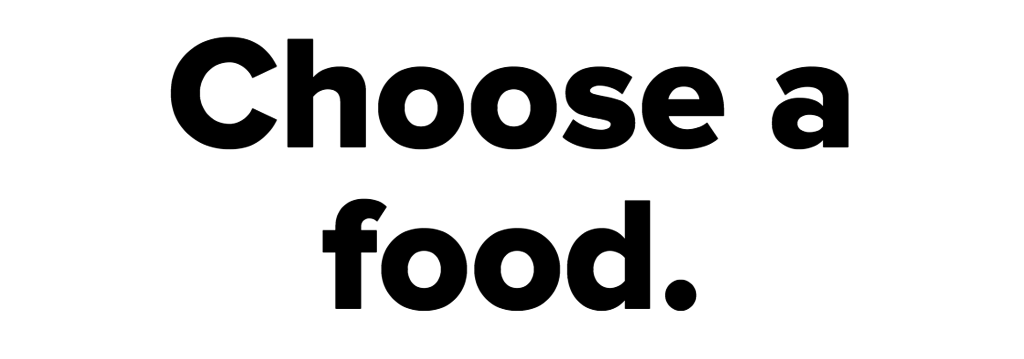 Choose 5 Foods And We'll Accurately Guess Your Age